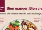 Le nouveau Guide alimentaire canadien est officiellement disponible