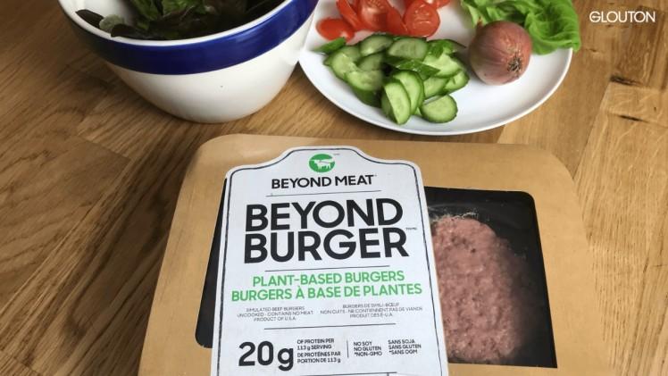 burger beyond meat
