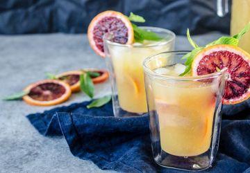 Punch aux agrumes sans alcool
