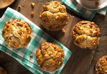 Les meilleurs muffins aux bananes au monde