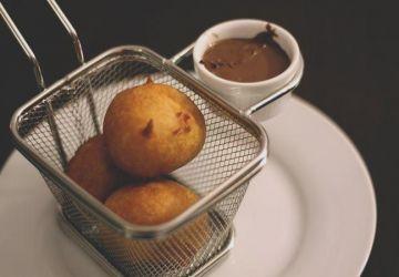 Pâte à biscuit frite ultra décadente