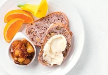 Confiture style marmelade aux poires et au Moscato