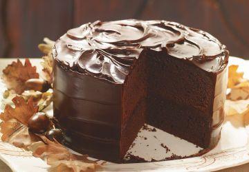 Gâteau au chocolat et à la bière Guinness