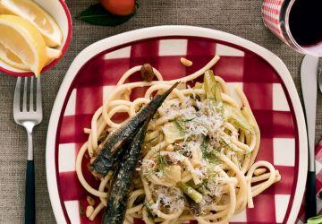 Pâtes aux sardines à la palermitaine