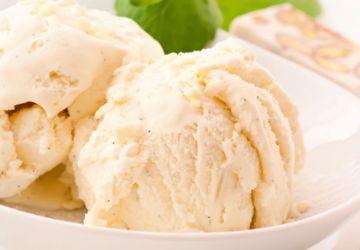 Crème glacée à la vanille de Caroline
