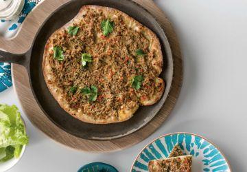 Lahmajouns (Pizzas arméniennes)