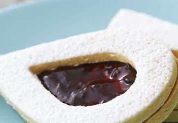 Biscuits linzer aux amandes
