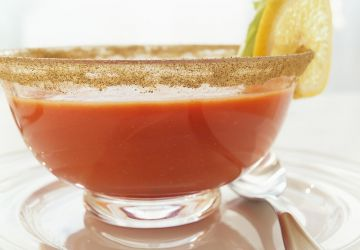 Potage Bloody Mary