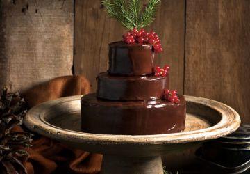 Gâteau très chocolaté