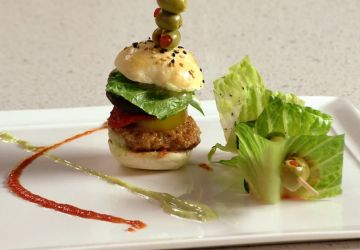 Miniburger de lapin