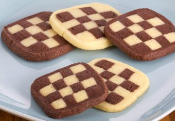 Biscuits damier