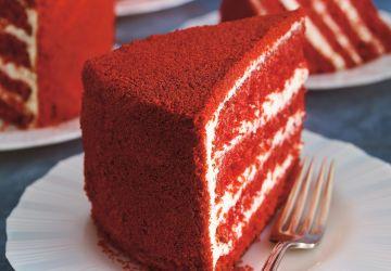 Gâteau «rouge velours»