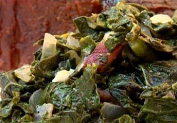 Kale (chou frisé)