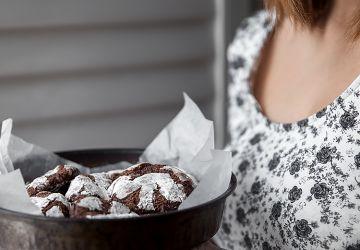Biscuits craquants au chocolat & aux noisettes grillées