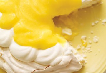 Curd au citron