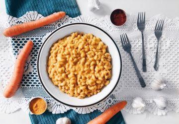 Le meilleur mac & cheese végan aux légumes