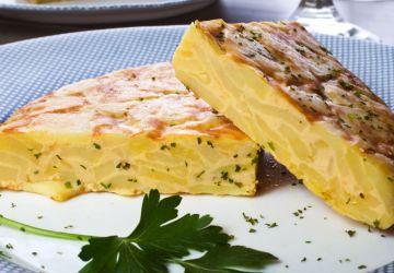 Tortilla aux pommes de terre et au romarin sensationnelle