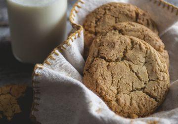 Biscuits chaï à la citrouille