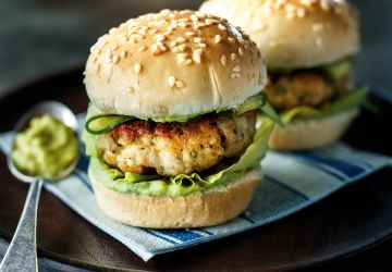 Miniburgers de thon