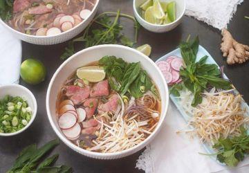 Recette de soupe tonkinoise express
