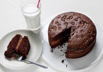 Gâteau au chocolat…très chocolaté!