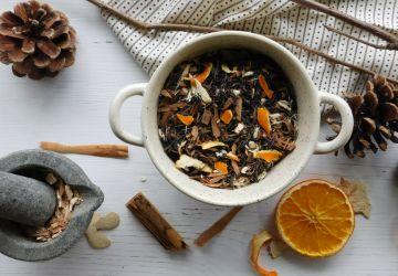 Mélange de thé: l'Épicé