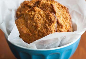 Biscuits à la citrouille et aux abricots