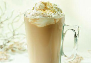 Café alcoolisé à l'érable