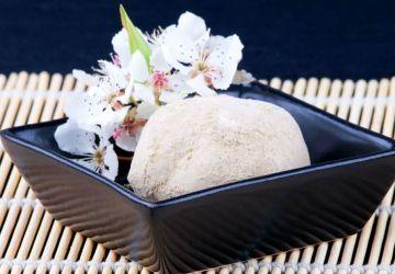 Crème glacée au riz basmati