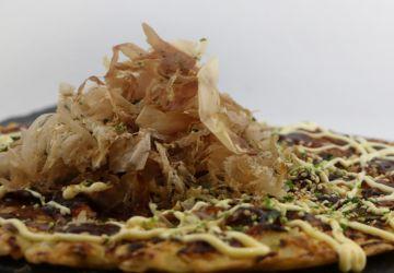Okonomiyaki (Crêpes salées au chou)