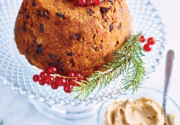 Plum-pudding de Noël