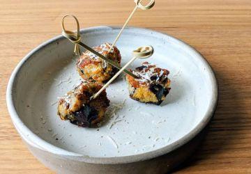Boulettes d'aubergines (Polpette di Melanzane)