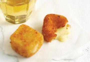 Fondue parmesan aux trois fromages