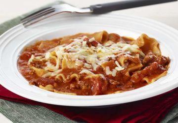 Casserole de lasagne