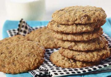 Biscuits à l'avoine de base