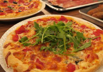 Pâte à pizza par Marc Maulà et Bob le Chef