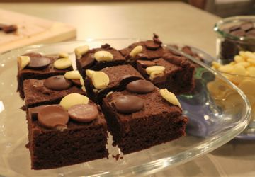 Brownies moelleux