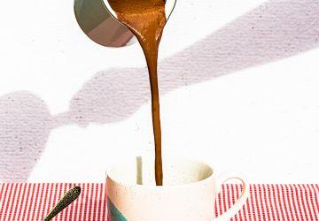 Chocolat chaudcrémeux