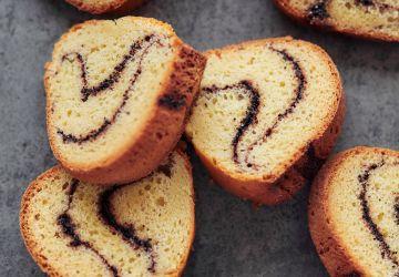 Gâteau Bundt au pavot et à la cannelle