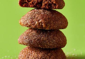 Biscuits à la cannelle snickerdoodles végétaliens