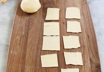 Pâte à won-ton