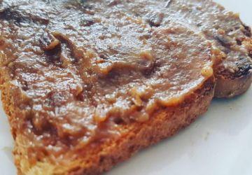 Caramel dattes et beurre d'amandes