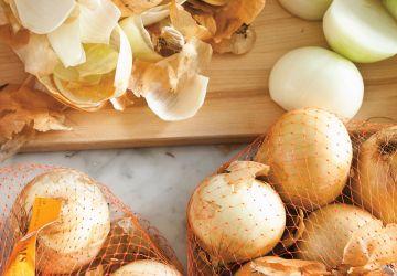 Raviolis d'oignons à la crème