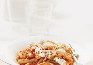 Gemellis à la sicilienne (Pasta scarpariello)