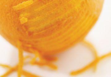 Lotte à l'orange et au prosciutto