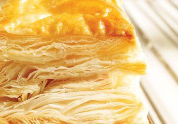 Filets de porc en croûte à l'italienne