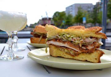 Sandwich au poulet McArthurs