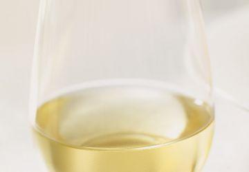 Vin blanc chaud