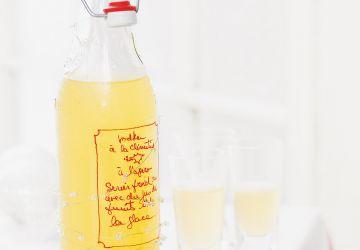Vodka à la clémentine