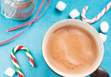 Pot de chocolat chaud à offrir